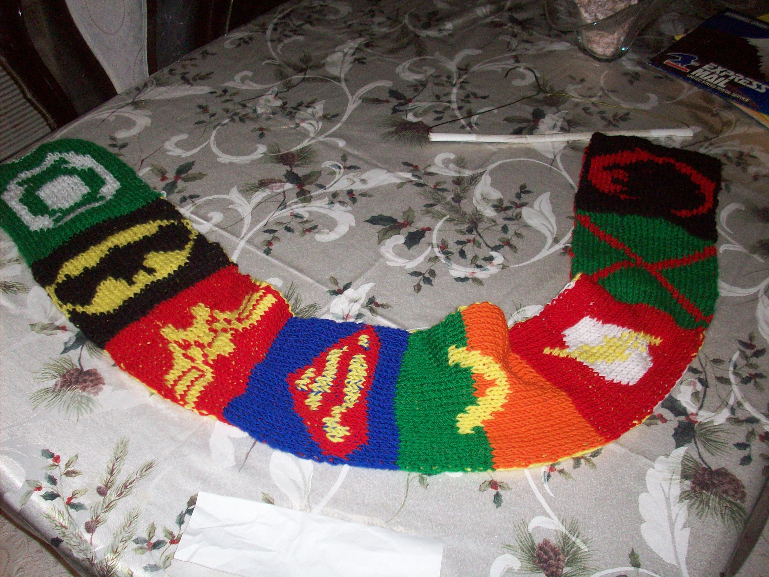 Knitting Pattern Batman Scarf : loki scarf Threadpanda